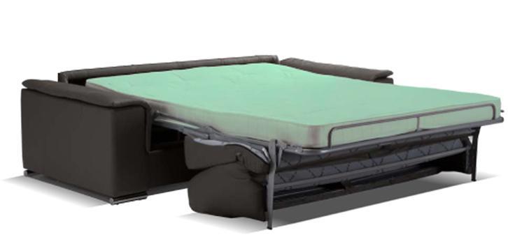 nouvelle collection 2cc11 94bd1 Canapé convertible grand confort pour accompagnants CECILIA