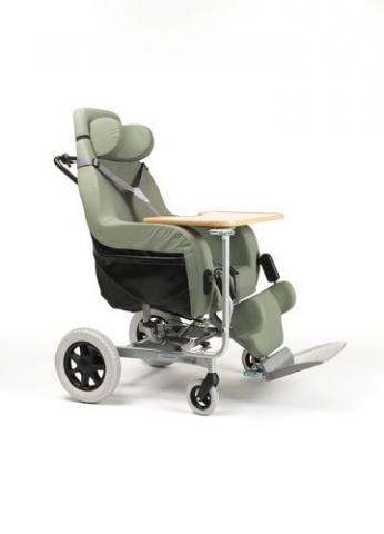 Fauteuil coquille bariatrique