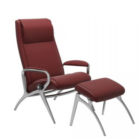 Fauteuil de relaxation inclinable JAMES